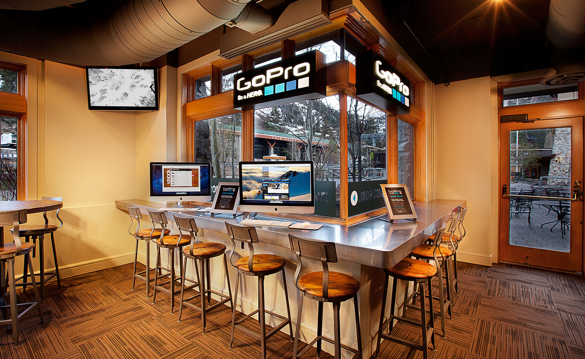 Squaw Valley Rocker Restaurant